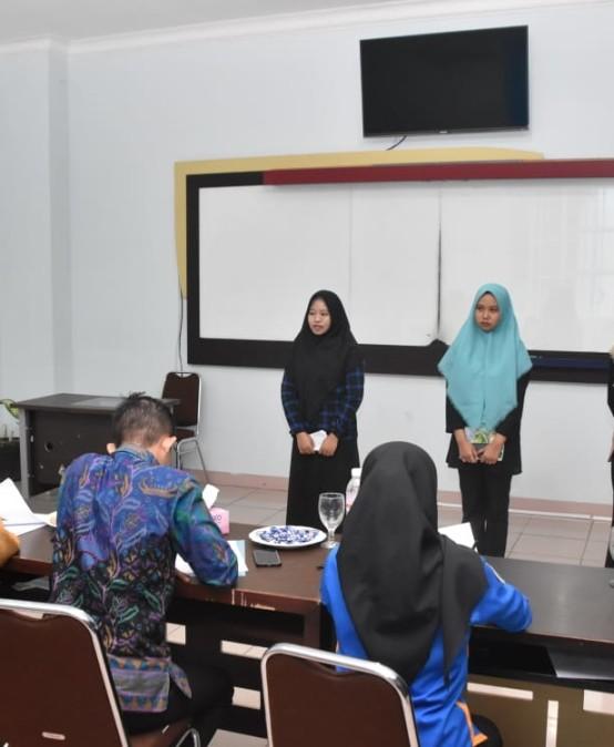 Puluhan Mahasiswa IIB Darmajaya Ikuti Pemilihan Duta GenRe