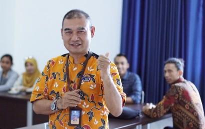 Dosen Pascasarjana IIB Darmajaya Jadi Moderator Semnas IFTAA