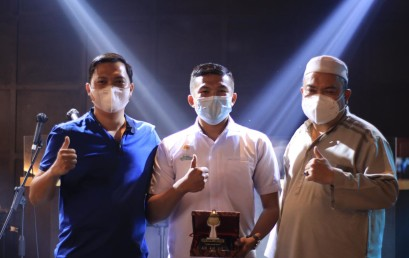 HIPMI PT IIB Darmajaya Terbaik di Provinsi Lampung