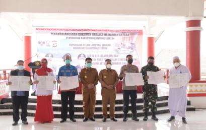 IIB Darmajaya – Pemkab Lampung Selatan Kerja Sama Tridarma Perguruan Tinggi
