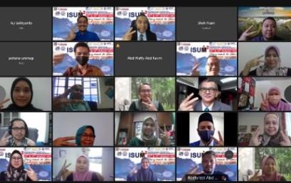 Dosen IIB Darmajaya Sampaikan Pandangan New Normal dalam Diskusi Internasional bersama Akademisi Malaysia