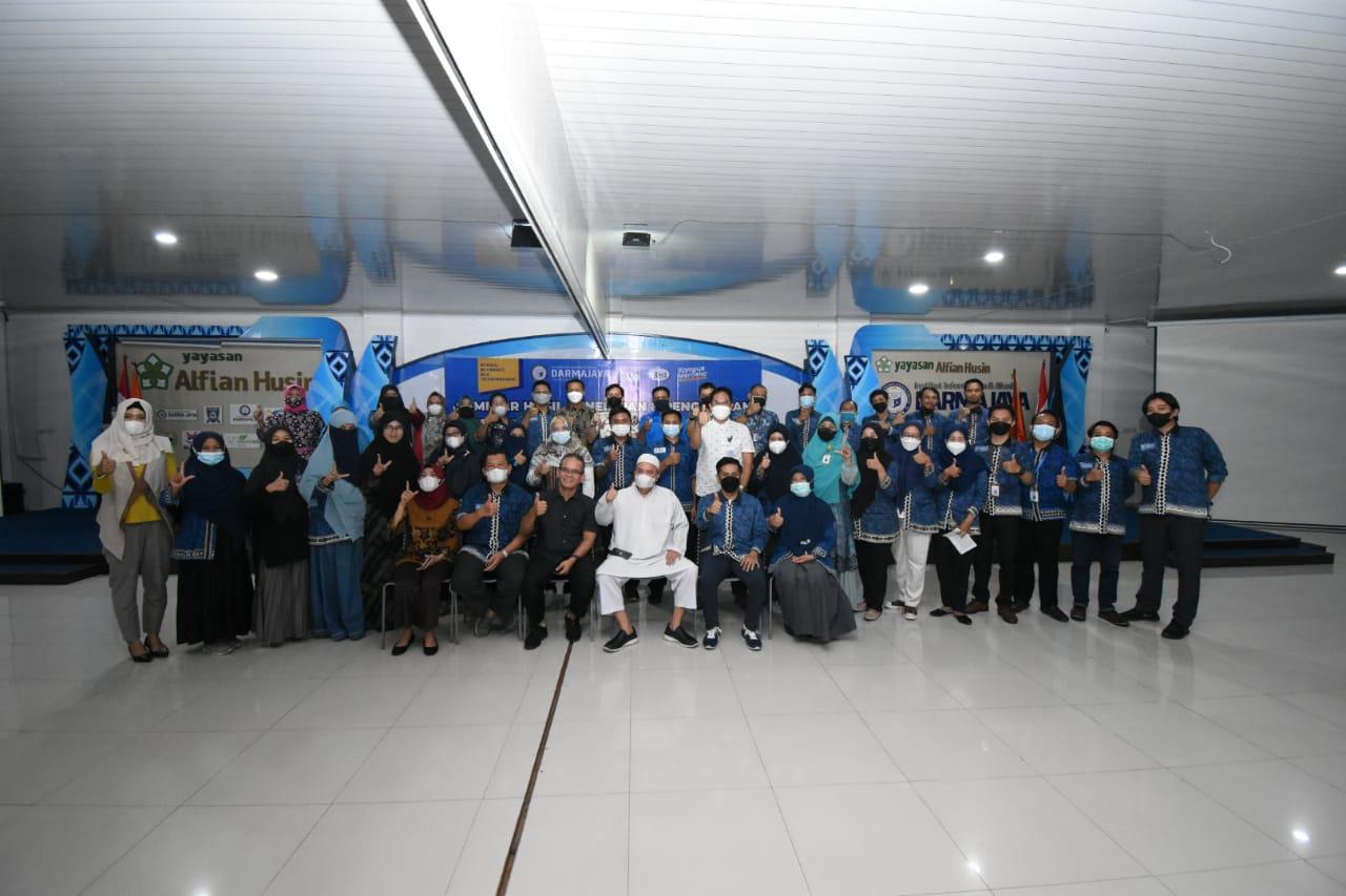 Dosen dan Staf ICT IIB Darmajaya Narasumber Sosialisasi Penggunaan DiTES LLDikti Wilayah II