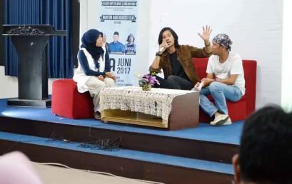 Film Media Efektif Kenalkan Daerah Nobar dan Diskusi Film Bersama Chicco Jerikho