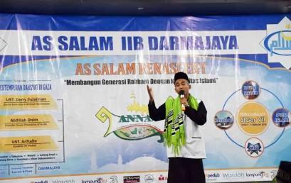 Kompetisi Dai/Daiyah Bergemuruh Takbir