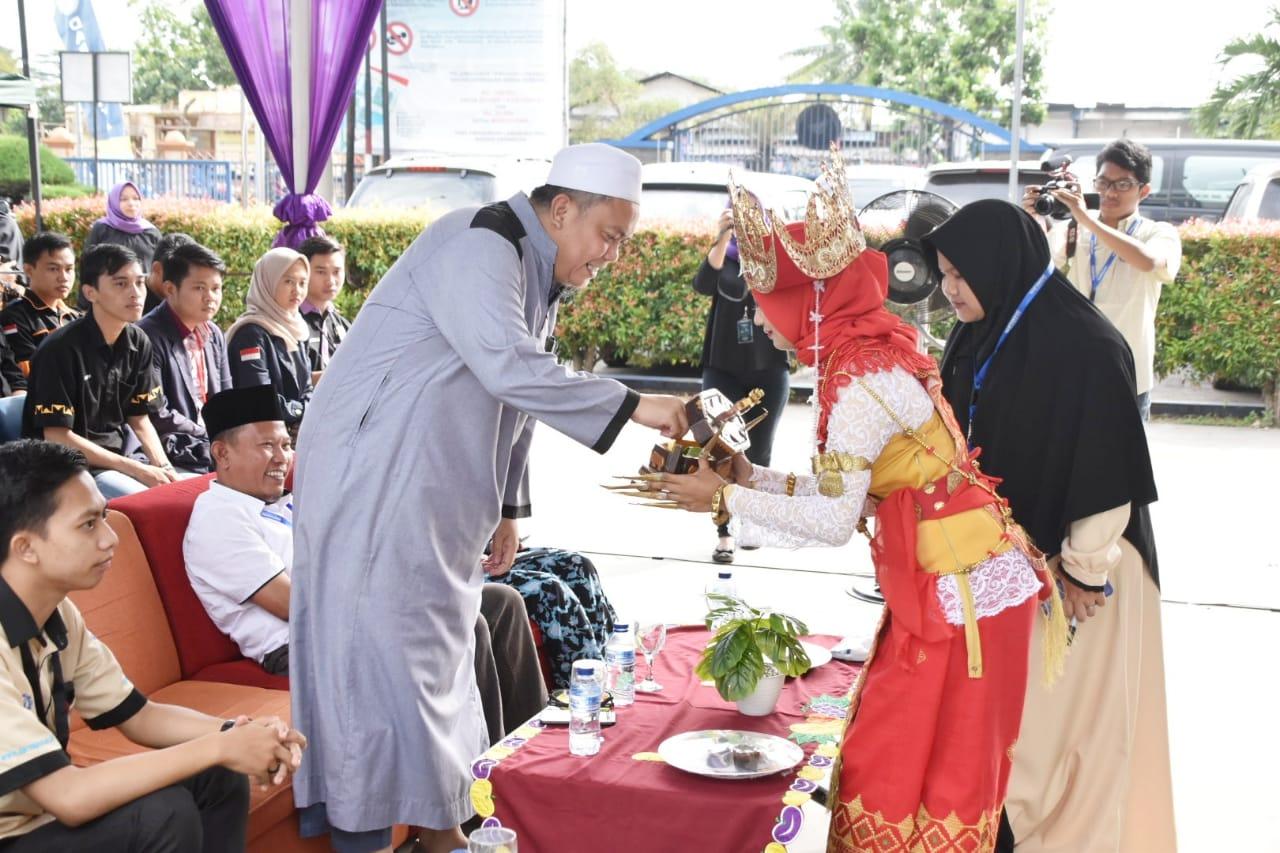 Perguruan Tinggi Ternama Indonesia Ikuti Manajemen Fair 2019 Darmajaya