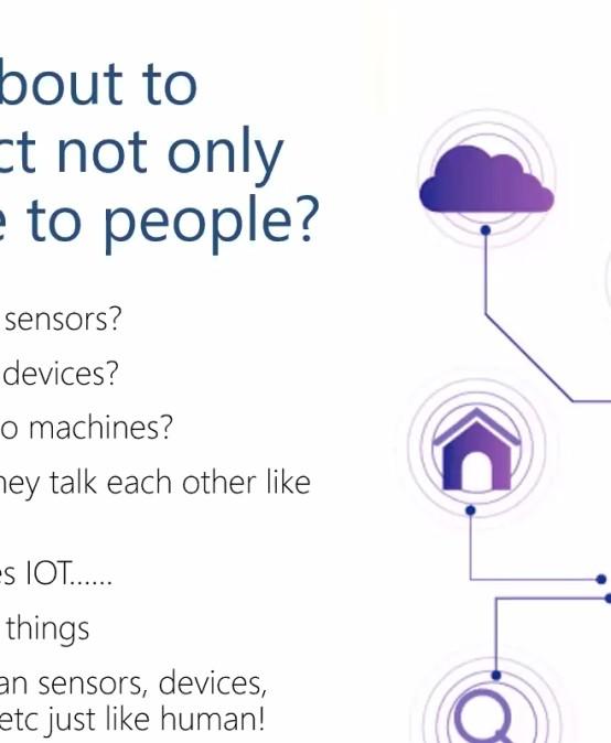 Implementasi IoT, Generasi Milenial Harus Upgrade Skill