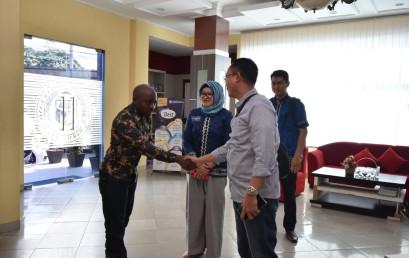 International Internship Scholarships IIB Darmajaya, Mahasiswa Rwanda Siap Eksplor Lampung