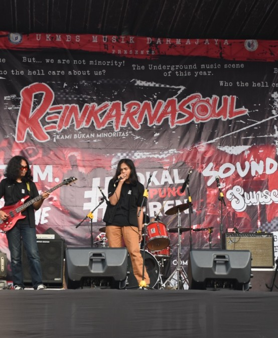 Pecinta Musik di Lampung, Reinkarnasoul V akan Hadir Secara Hybrid!