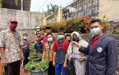 Pengabdian kepada Masyarakat, Dosen IIB Darmajaya Panen Ikan Lele Budikdamber