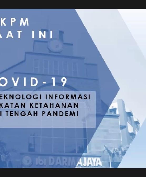 Ratusan Mahasiswa IIB Darmajaya akan Jalani PKPM dan KP Daring