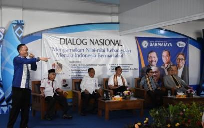 Ketua L2Dikti Palembang Siap Usulkan Kampus Darmajaya Jadi Universitas