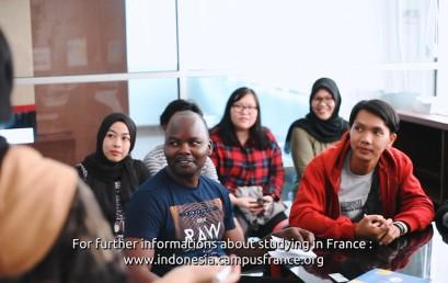 IIB Darmajaya Juara 1 Lomba Video Warung Prancis Nasional