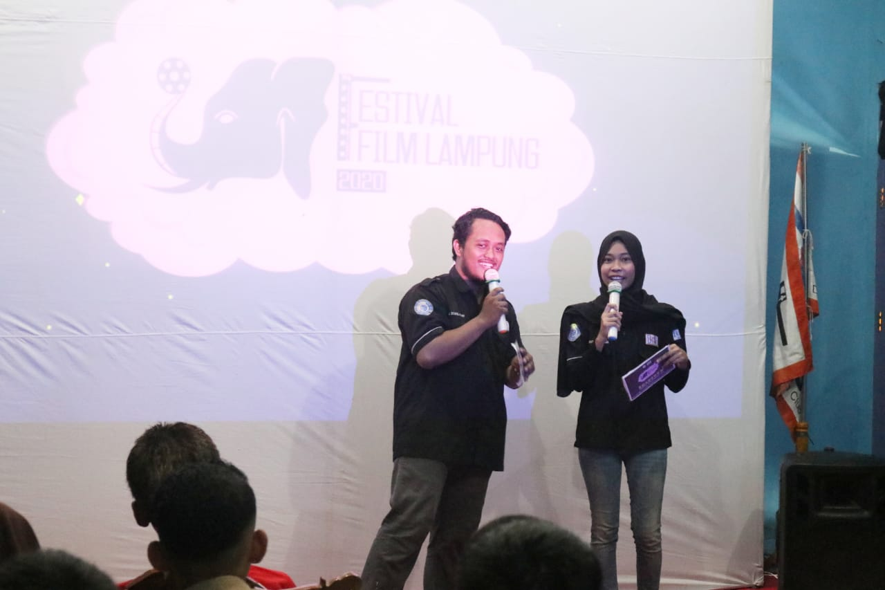 UKM DCFC IIB Darmajaya Roadshow FFL 2020 di Pesawaran