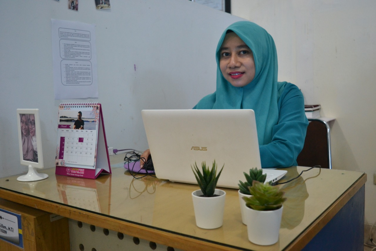 Hibah Dikti, Dosen Darmajaya ini Ingin Mahasiswa Komputer Maju dalam Wirausaha