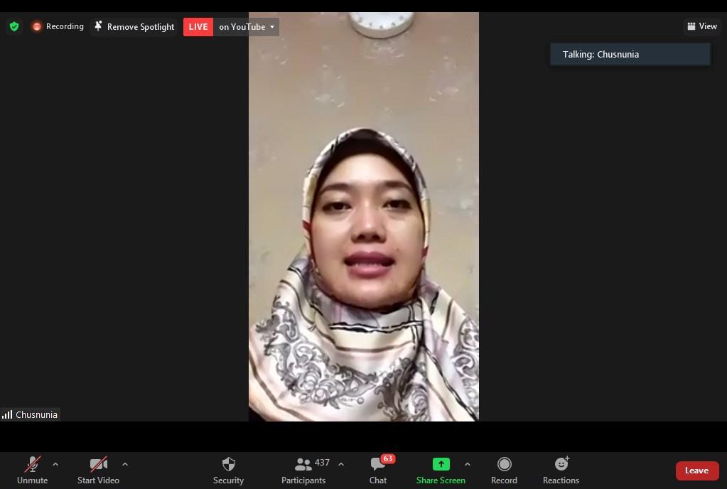 Pemprov Lampung–IIB Darmajaya Expose Masterplan Smart Village