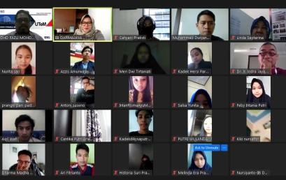 Perkuliahan dari Dosen UTeM Malaysia, Mahasiswa IIB Darmajaya Antusias