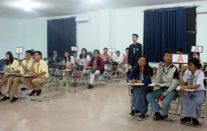 LCCA Darmajaya, 12 Tim SMA-SMK Berkompetisi