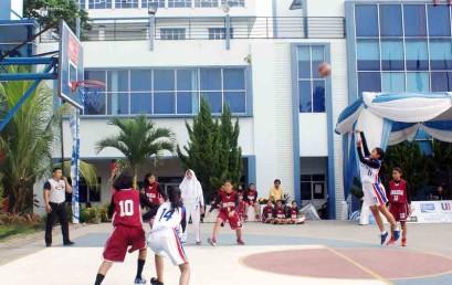 Darmajaya Basketball Competition, Jadi Ajang POMDA Lampung 2017