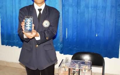 Mahasiswa Rancang Sistem Monitoring Asap Rokok Via Smartphone