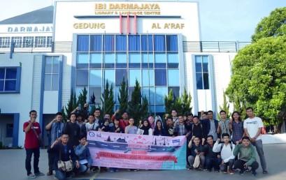 Belajar Desain Komunikasi Visual, UKM DCFC Kunjungi ISI Denpasar Bali