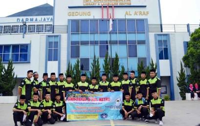 Kunjungan Industri, Siswa Metro Minati Program BeasiswaDarmajaya