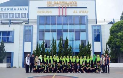 Siswa Lampung Tengah, Tertarik Dalami Technopreneurship di Darmajaya