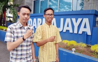 M. Iqbla-Harits Kurniawan Pimpin BEM Darmajaya 2017-2018