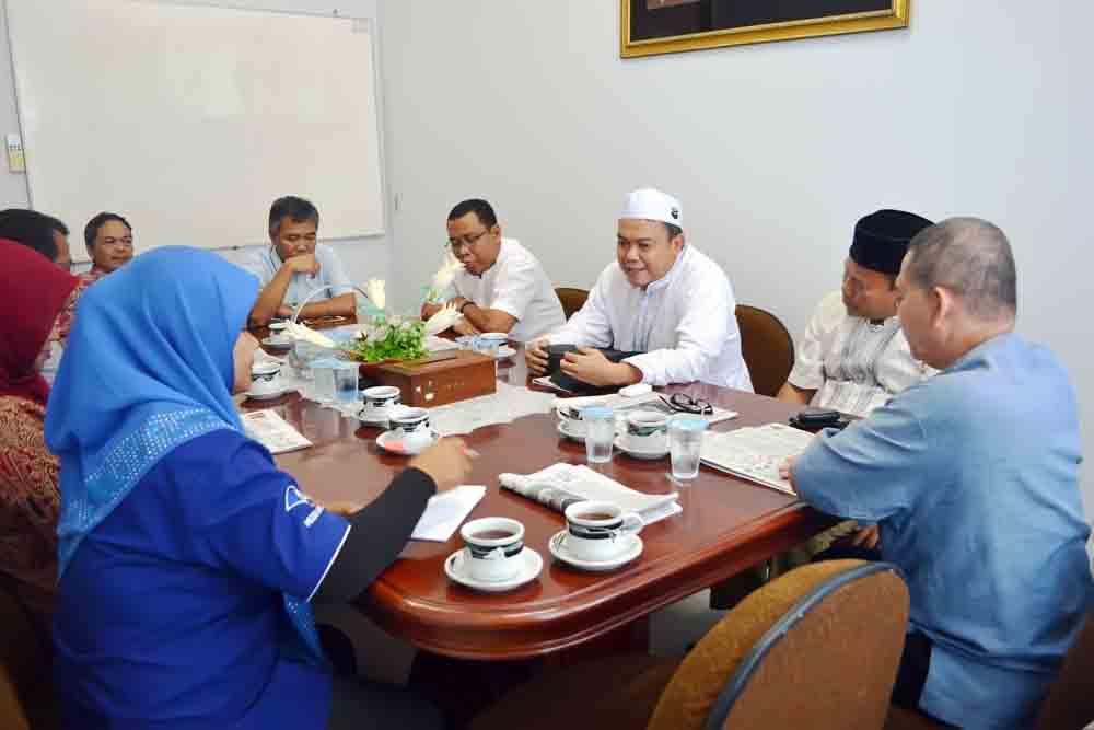 APTISIWilayah II-B Lampung Komitmen Wujudkan PTS Sehat dan Mandiri