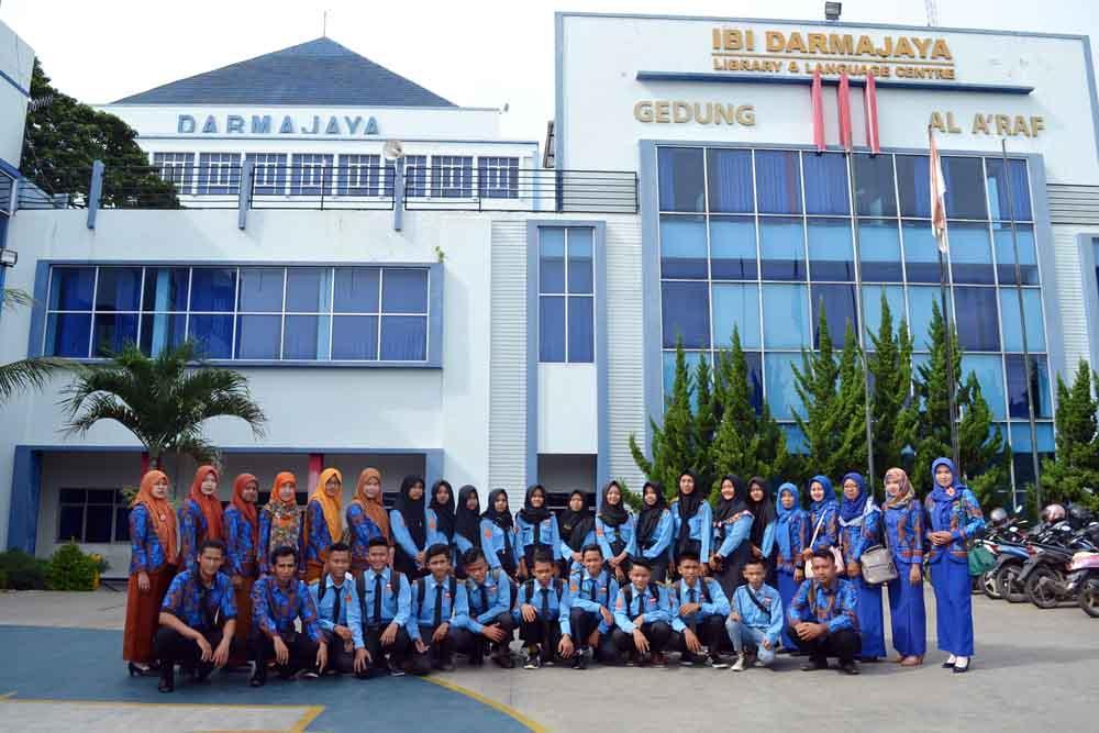Siswa Lampung Timur Minati Program Beasiswa Darmajaya