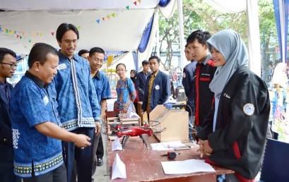 Minat Bakat Fair 2016 Mahasiswa Darmajaya Latih JiwaTechnopreneur dan Organisator