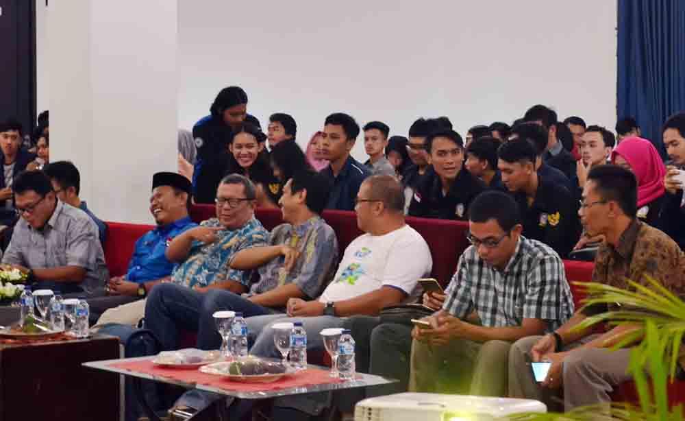 Hima Misi Darmajaya – IMA Studio Gelar Pelatihan Mobile Programming