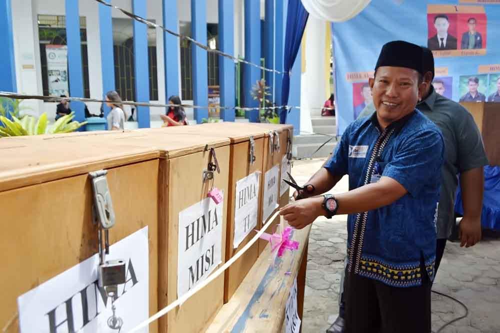 Pemira Presiden BEM Darmajaya, Warek III: Jalankan Pesta Demokrasi Berbasis Moral