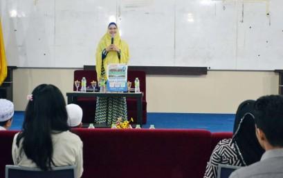 Peggy Melati Sukma Roadshow Dakwah di Darmajaya