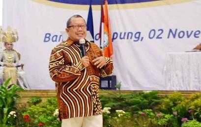 Onno W Purbo : Wisudawan Darmajaya Beruntung Jadi Anak Daerah