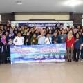 Studi Banding Kegiatan Hima, Mahasiswa IBN Jakarta Kunjungi Darmajaya