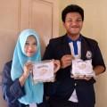 Mahasiswa PKPM Darmajaya Ajak Warga Berwirausaha Bakso Jamur Tiram