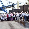 30 Mahasiswa Asing Summer Programe Darmajaya Kunjungan Industri Ke PT Bukit Asam