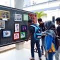 Mahasiswa Darmajaya Pamerkan Produk Kreatifitas Desain Grafis dan Multimedia
