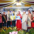 Anggi-Nezia Jadi Putra Putri Kampus Darmajaya 2017