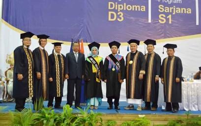 Koordinator Kopertis Wilayah II Sumbagsel Nilai IIB Darmajaya Sudah Layak Jadi Universitas