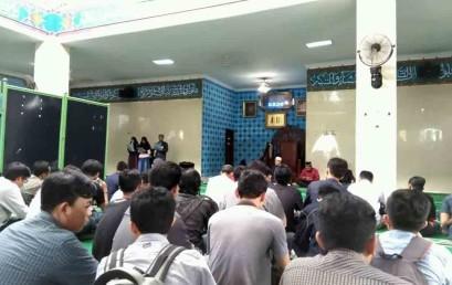 As-Salam Darmajaya Mewisuda Ratusan Mahasiswa Bina Baca Quran (BBQ)