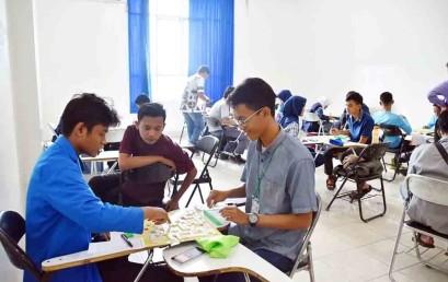 Darmajaya English Competition, Ratusan Peserta Adu Kemampuan