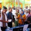 Yustin Ridho Ficardo Lirik SIDesa Darmajaya Masuk Program Gerbang Desa Saburai