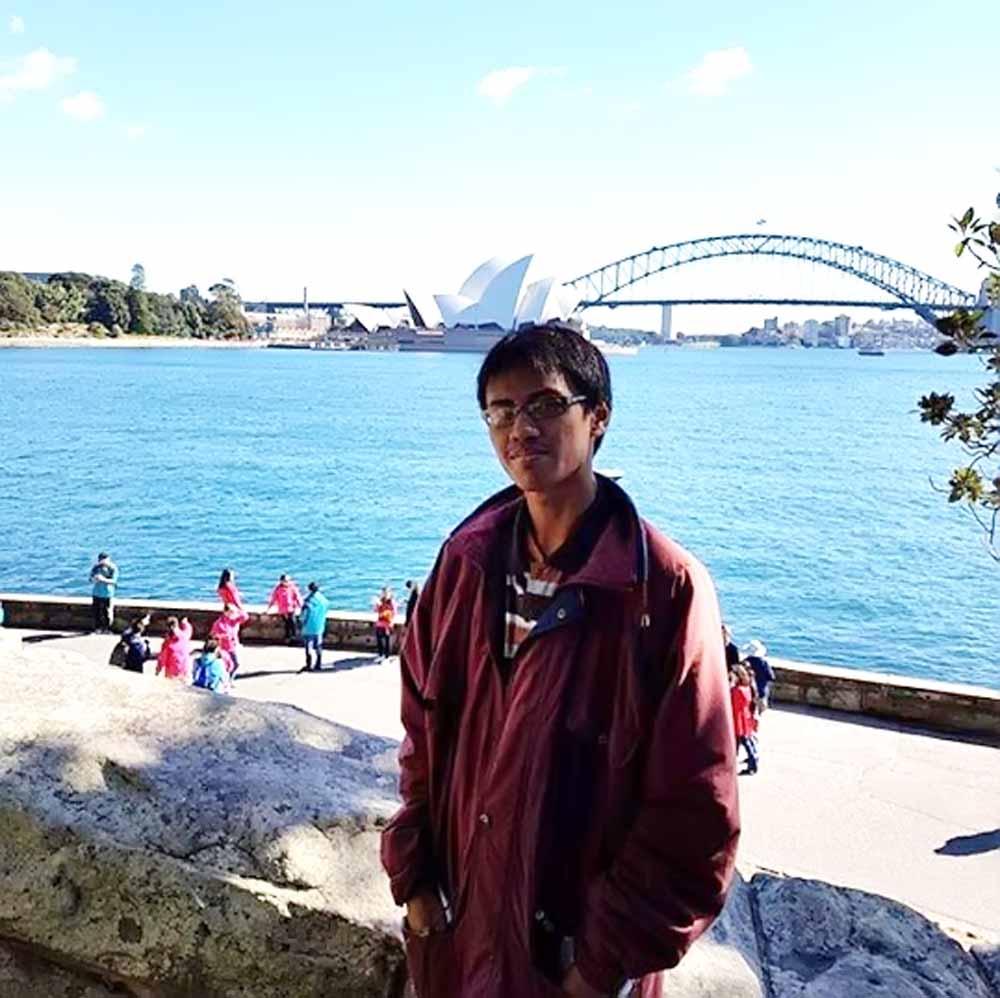 Mahasiswa Darmajaya Jadi Relawan Internasionaldi Australia