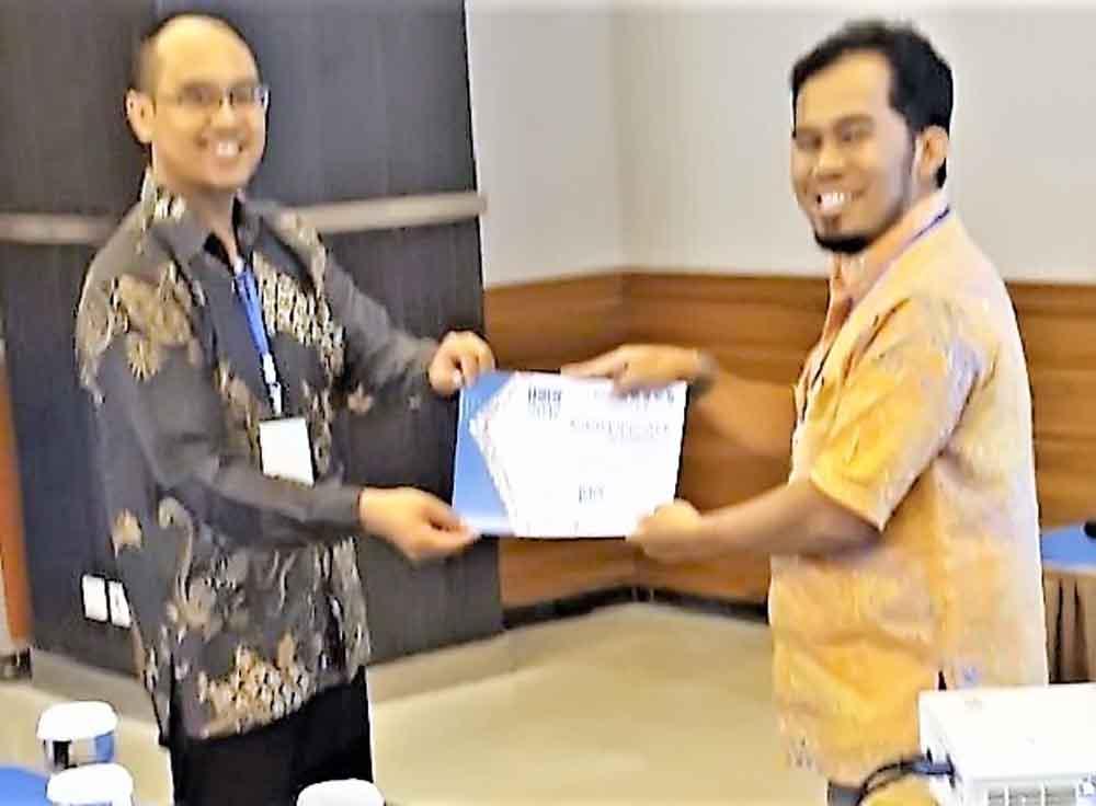 Dosen IIB Darmajaya Raih Penghargaan ICIC 2017
