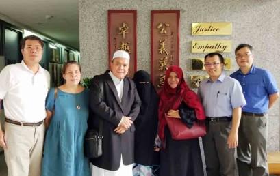Darmajaya-Tunghai University Taiwan Tertarik Kerjasama Penelitian M-Learning