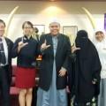 Darmajaya, Penelitian Bersama Chen Shiu University Taiwan