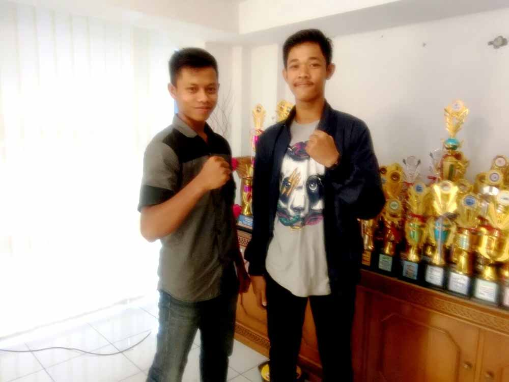 Dua Mahasiswa IIB Darmajaya Wakili Lampung di Pomnas 2017