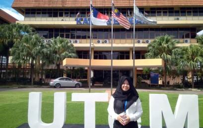 Joint Research Mahasiswa Darmajaya Raih A di Malaysia