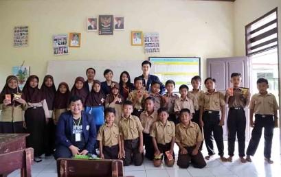 PKPM Darmajaya, Mahasiswa Kenalkan IT Kepada Pelajar Pringsewu